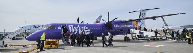 Flybe to resume operations as new company
